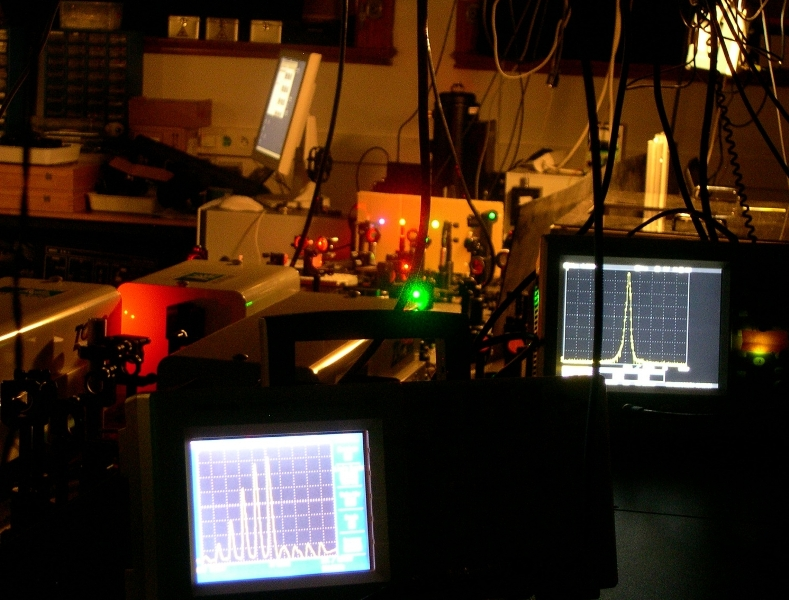 Recherche en Photonique et matériaux