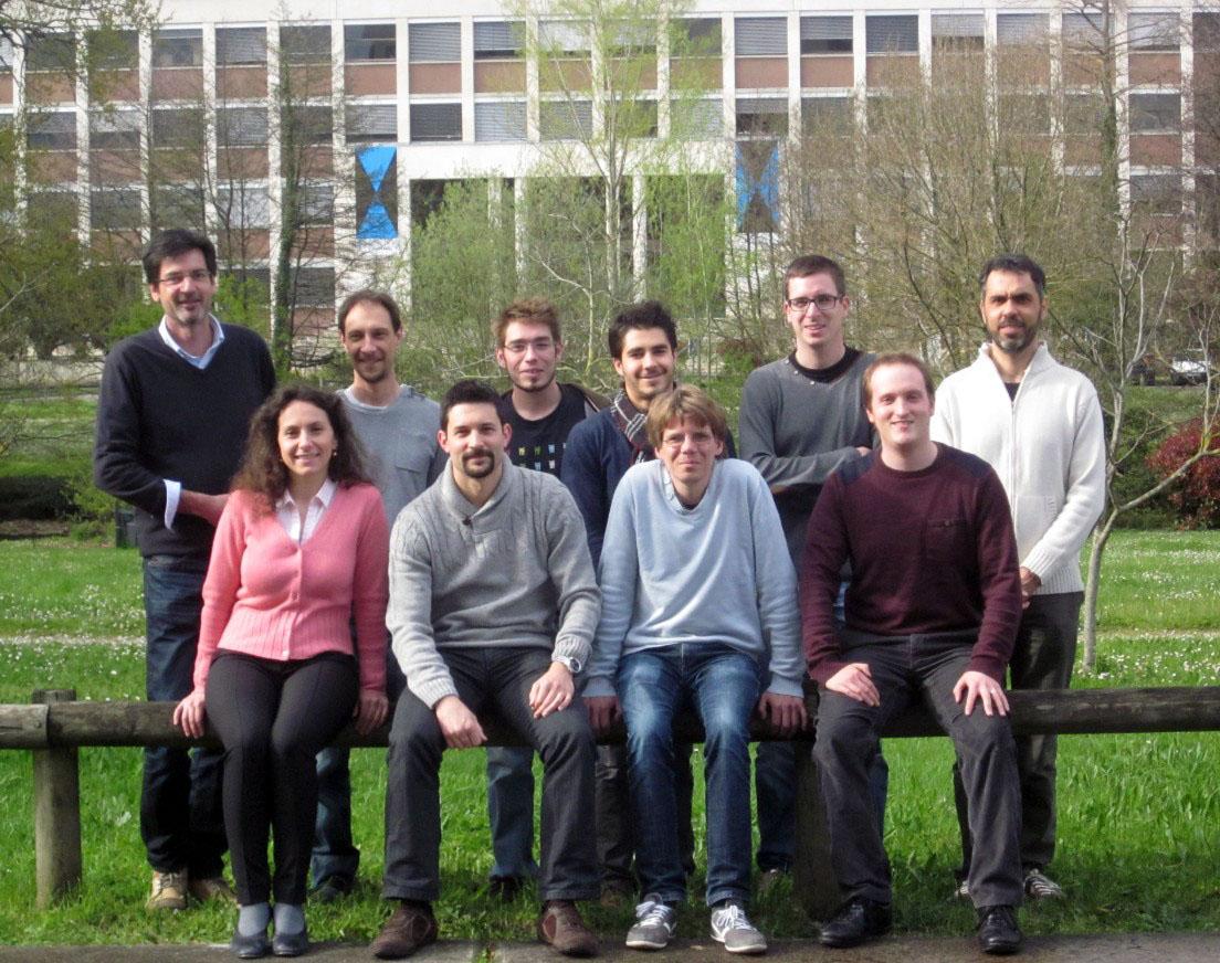 Membres de la thématique TIPI
