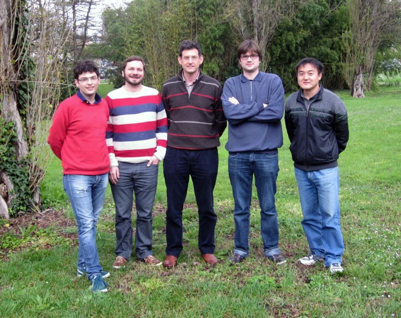 Membres de l'équipe QuaTEMS