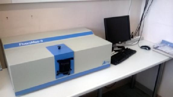 Spectrofluorimètre Horiba