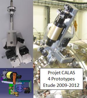Projet CALAS