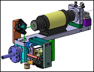 Conception réalisé avec le logiciel CATIA V5R18
