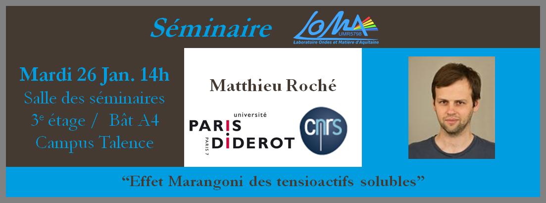 Matthieu Roche