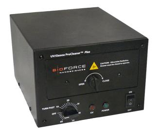 UV/Ozone Procleaner